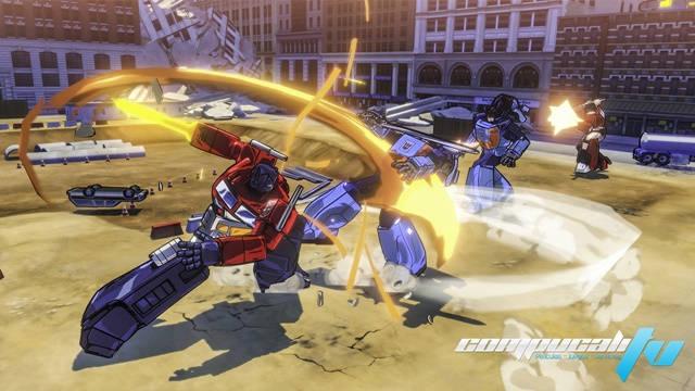 Transformers Devastation Xbox 360 Español
