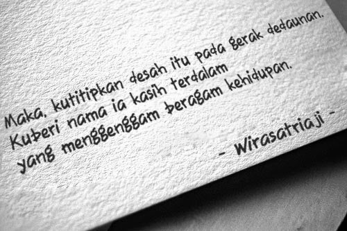 Surat Cinta