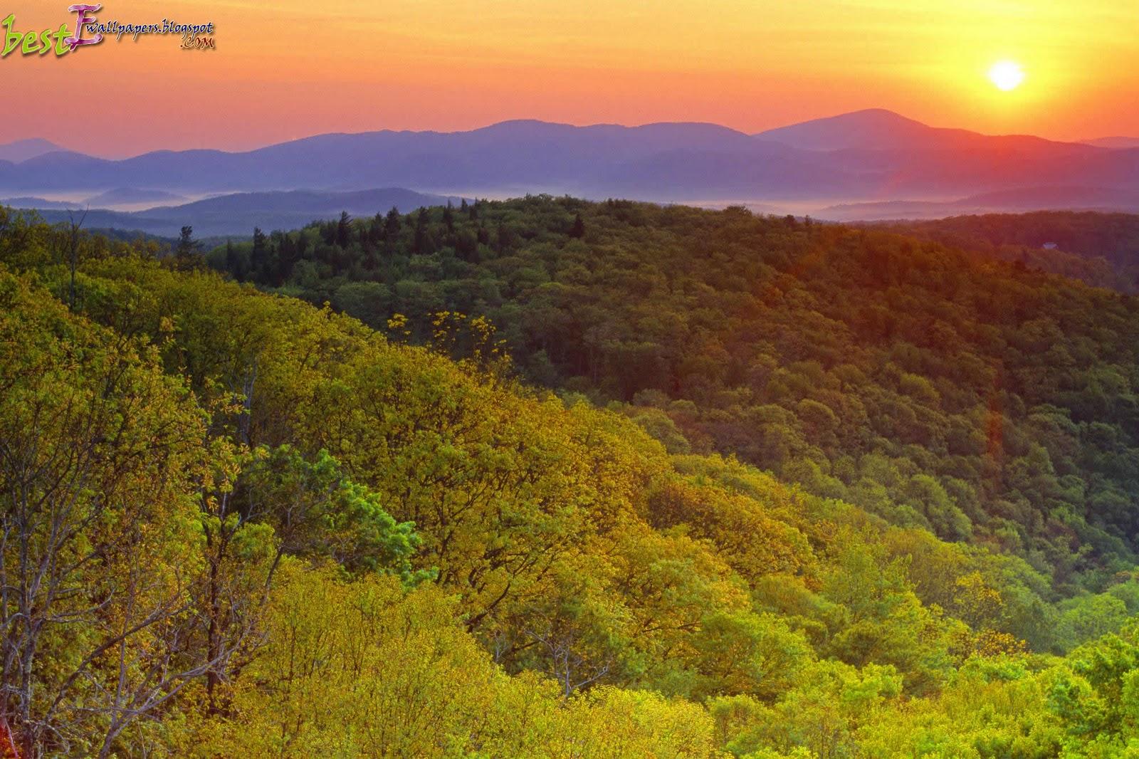 Best sunset wallpapers background best wallpapers - Nature ke wallpaper ...
