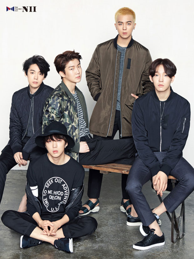 Winner Korean Boy Group