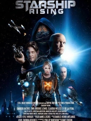 Cuộc Chiến Tàu Vũ Trũ - Starship: Rising