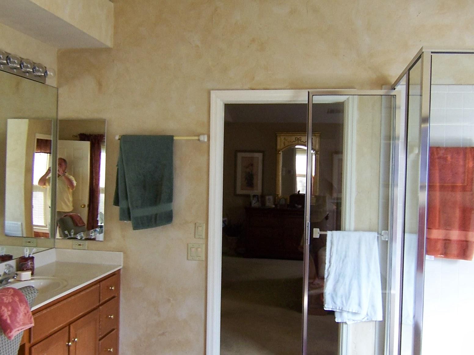 Alpharetta bath remodel times two for Bath remodel alpharetta