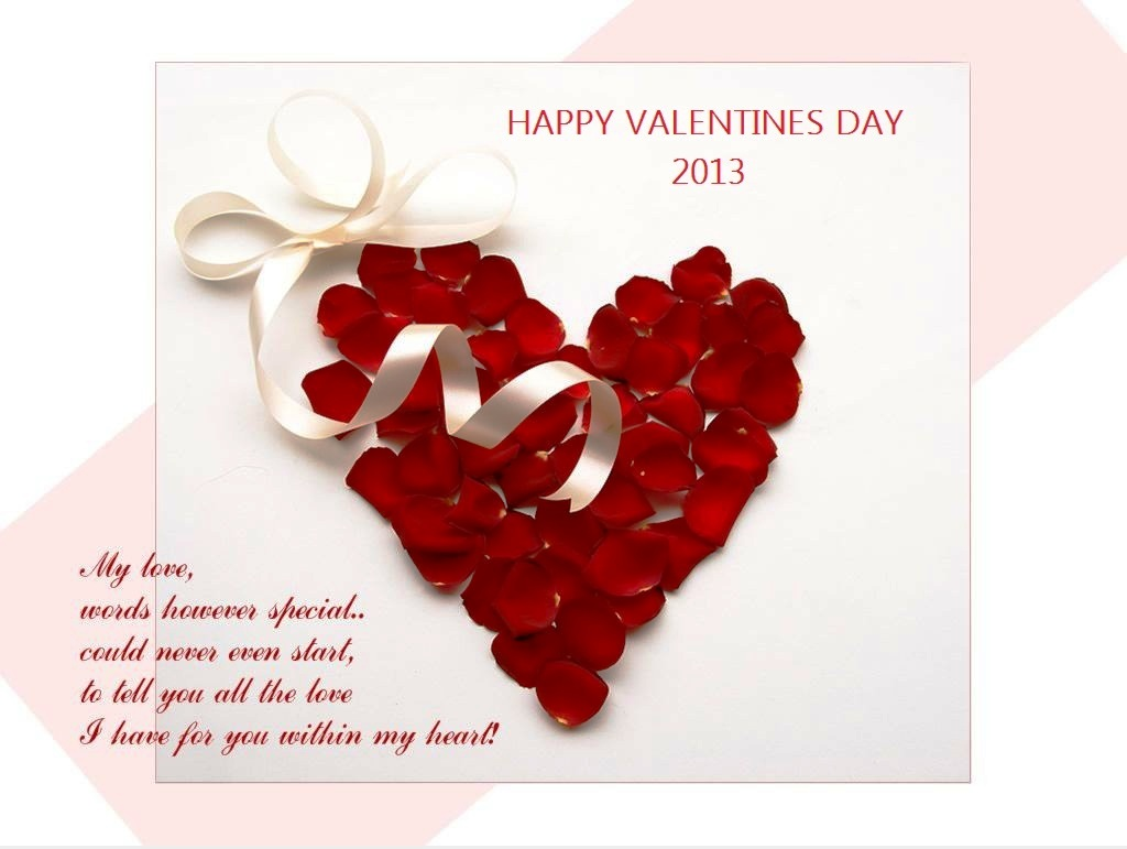Love sms hd for Love valentines day quotes