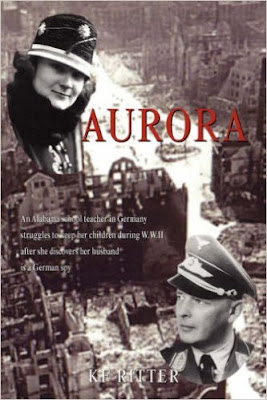 Book Cover - Memoir of Mary Aurora (Evans) Ritter