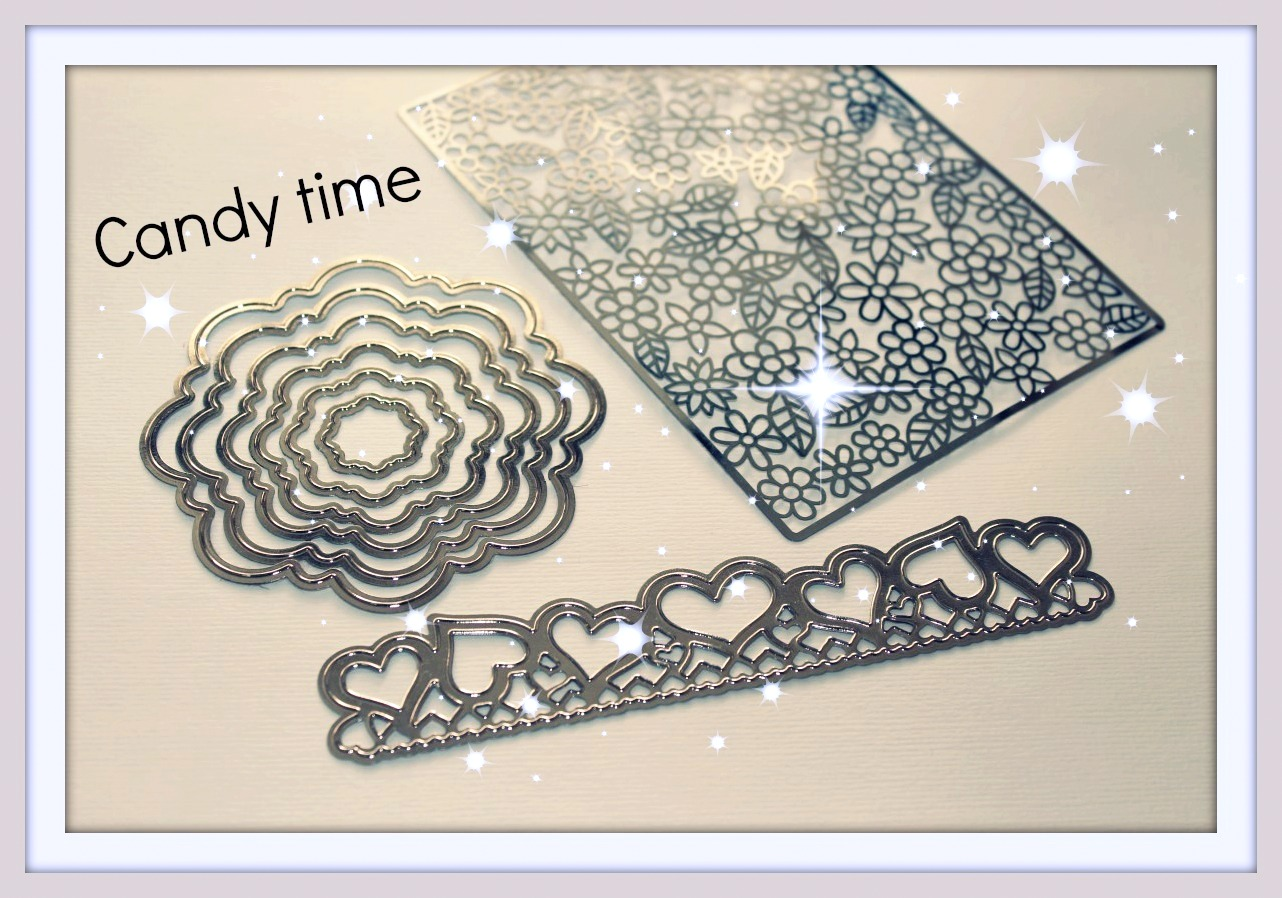 Blog Candy bij Joy! Crafts!