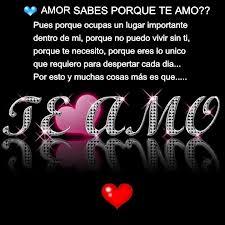Te Amo - Imagens de Te Amo WhatsApp e Facebook