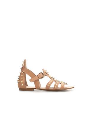 spiky sandals