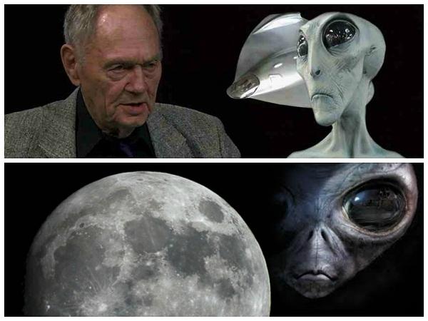 Πρώην αντισμήναρχος ισχυρίζεται ότι είδε UFO με επιβάτες εξωγήινους!