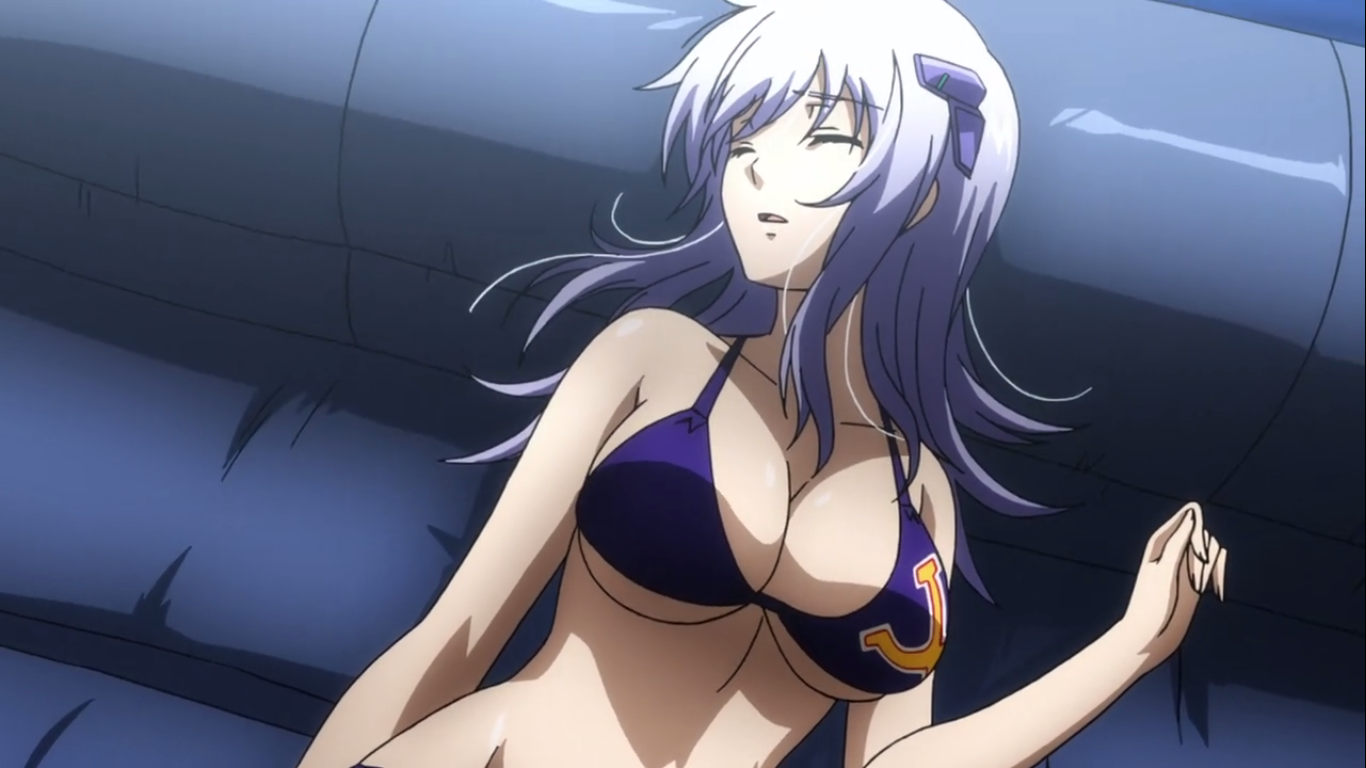 Muv-Luv Alternative - Total Eclipse BD Episode 6 Subtitle Indonesia - http://tenshicrew.blogspot.com/
