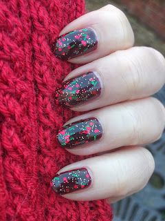Dragonglass Nails Christmas Jumper