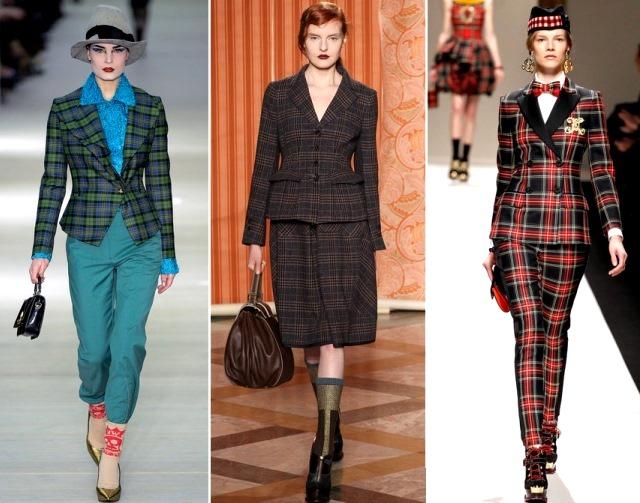 Тренды Осени 2017 Женская Одежда