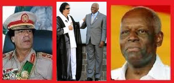 MPLA recupera artigo escrito para Kadafi mas que nunca chegou a ser publicado (*)