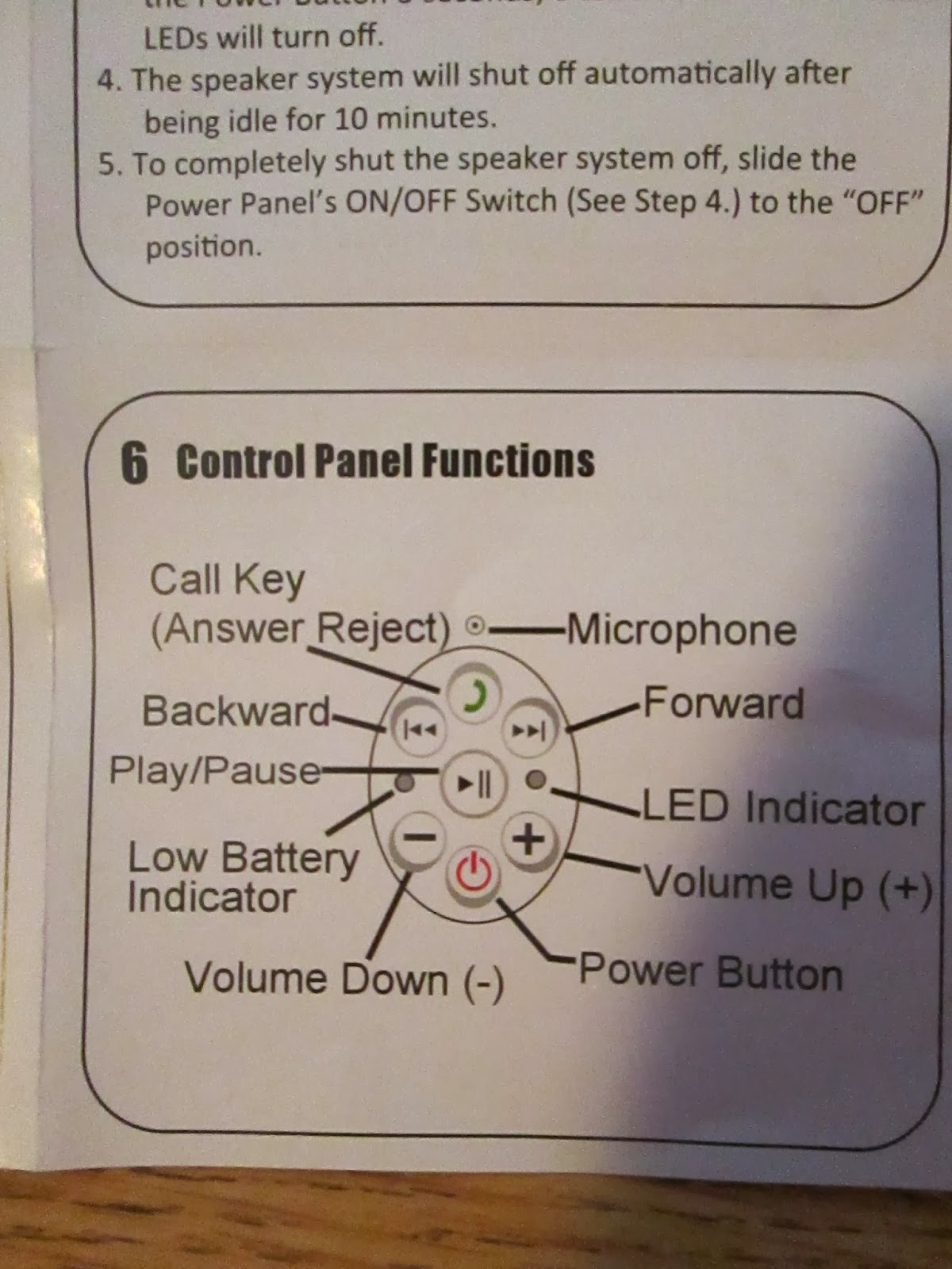 hype bluetooth adapter instructions