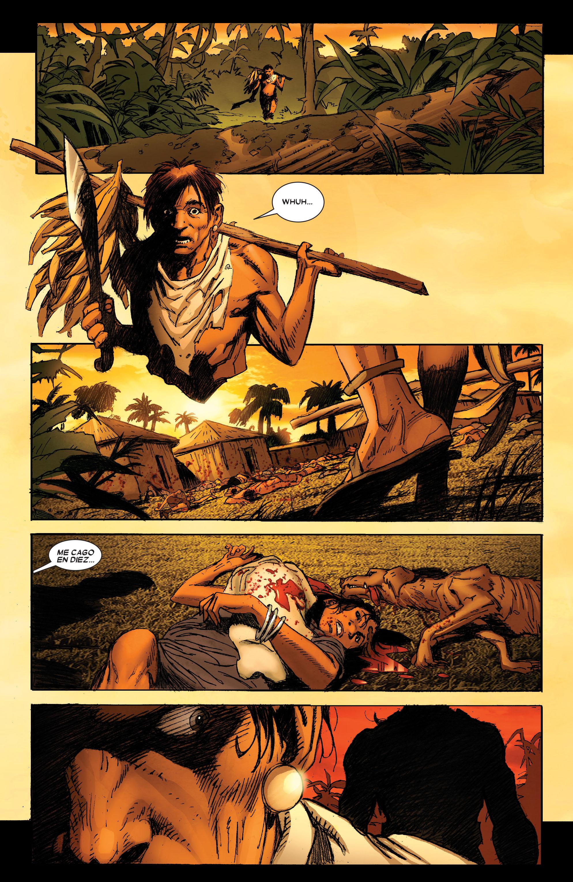 Wolverine: Weapon X #1 #16 - English 4