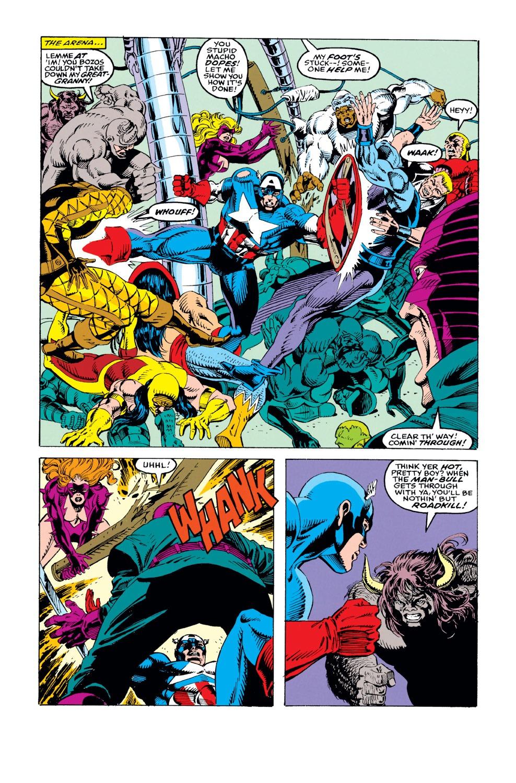 Captain America (1968) Issue #413 #362 - English 10