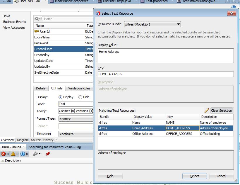 Oracle ADF World: ADF resource bundles