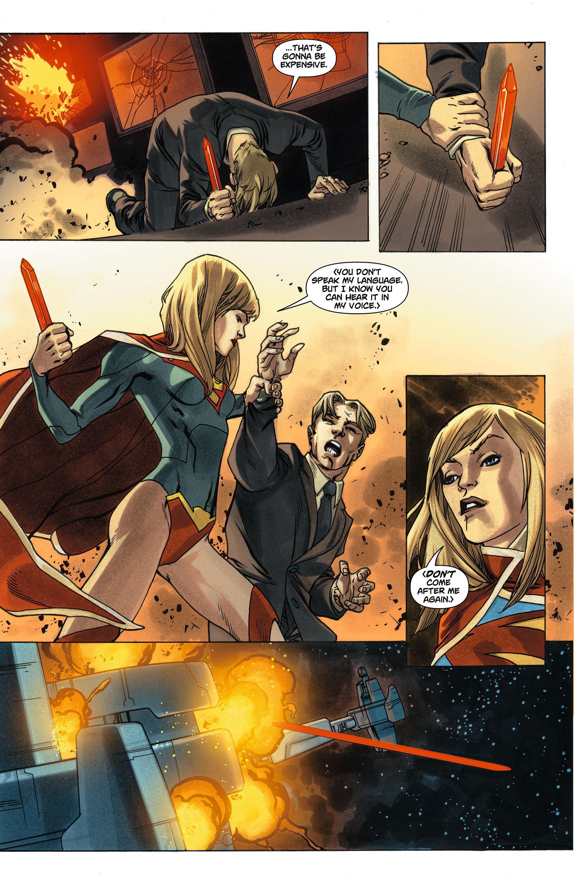 Supergirl (2011) Issue #4 #6 - English 17