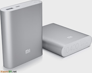 Xiaomi Brasil Power Bank 10400mAh