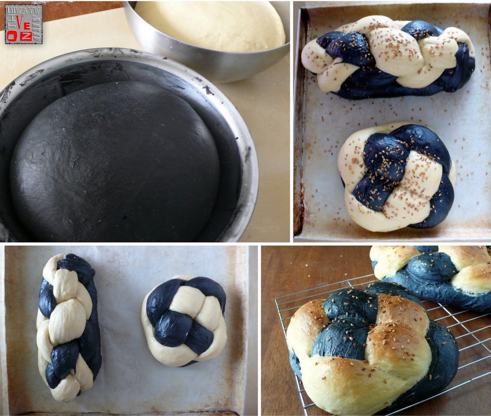 how to make a 6 braid round challah
