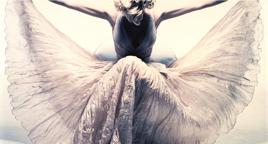 Bex Gosling Nick Knight Fashion Photography