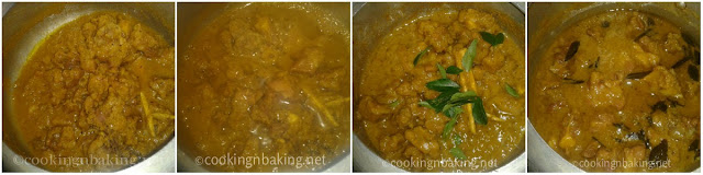 Mutton Curry Thalasherry Style