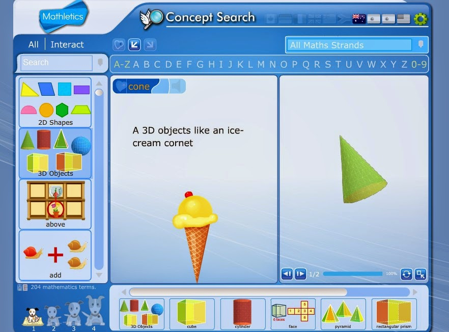 Kathys Cluttered Mind: 3P Learning - Mathletics Online Math Review