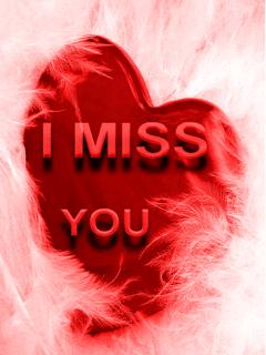 I Miss You 240x320 Mobile Wallpapers | Mobile Wallpapers ...