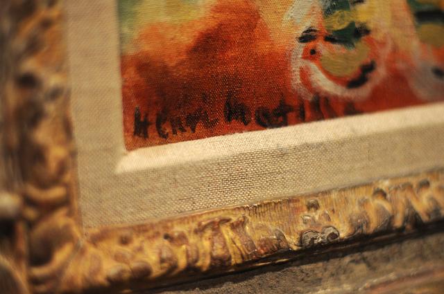 Henri Matisse children's art program