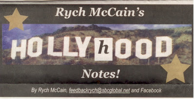 Rych McCain Hollyhood Notes  Rych McCain Superstar People Brooke