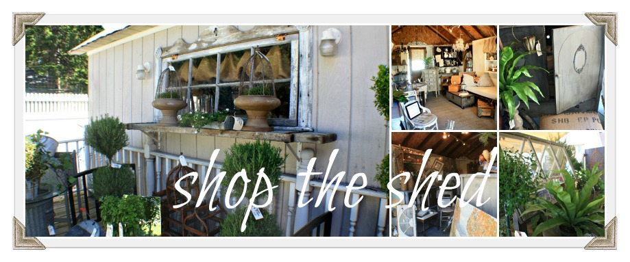 shop the shed
