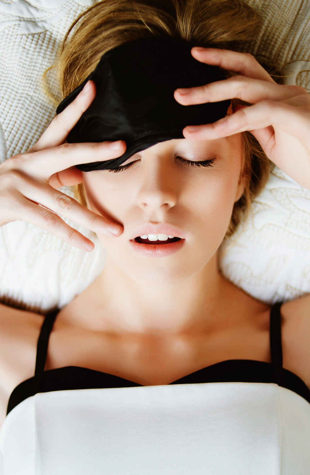 Nutrition & lifestyle tips for getting good night sleep via www.fashionedbylove.co.uk british fashion blog