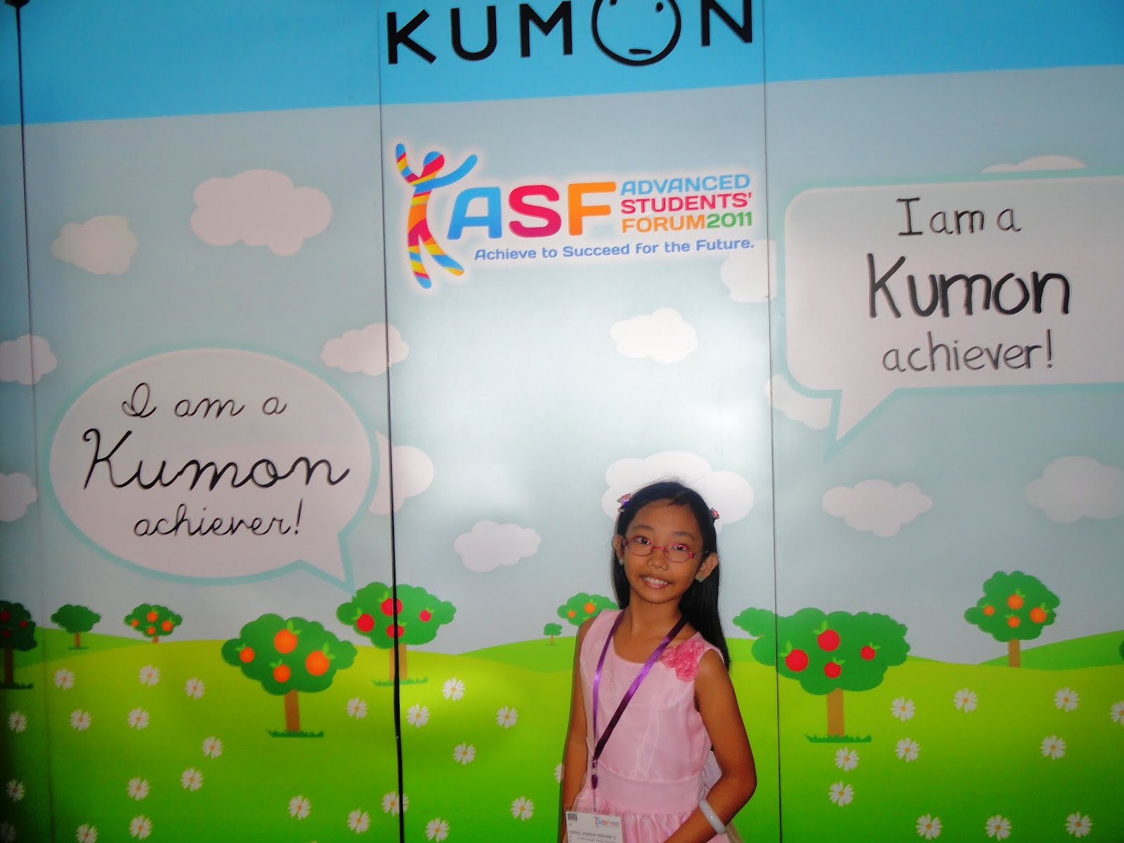letter #20---> Kumon Philippines ASF 2011 Awarding | letters to my ...