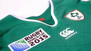 Irlanda presentó su camiseta para el mundial