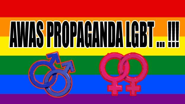 Propaganda LGBT Makin Berani