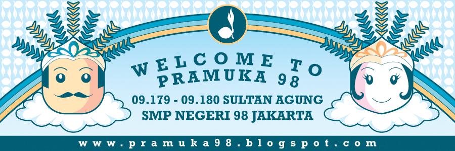 PRAMUKA SMP NEGERI 98 JAKARTA