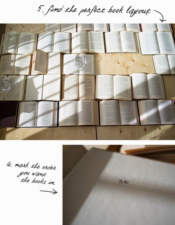 DIY Low Cost: Un cabecero de cama hecho con libros