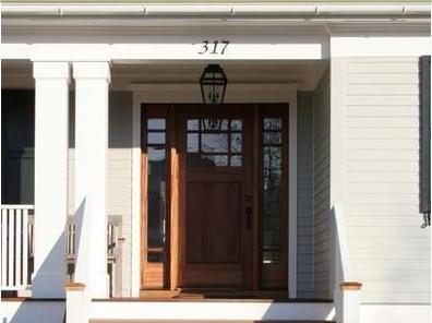 Fotos y dise os de puertas puertas de exteriores for Disenos de puertas de madera para exterior
