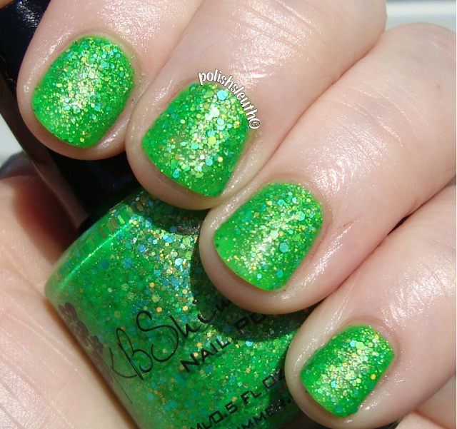 KB Shimmer's Partners in Lime