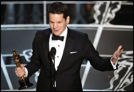 Oscars 2015: Graham Moore