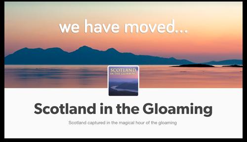 Scotland in the Gloaming