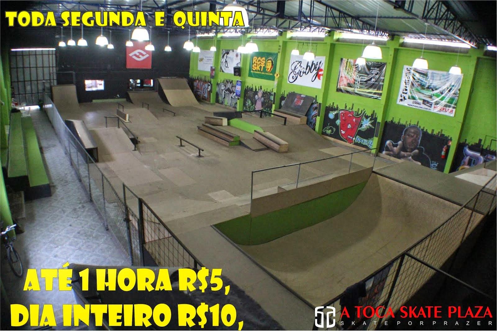 AGORA COM SITE: www.atocaskate.com.br