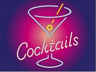 Aqui as receitas dos drink's mais gostosos!!