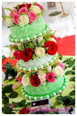 Pakej- Pakej Kek Perkahwinan