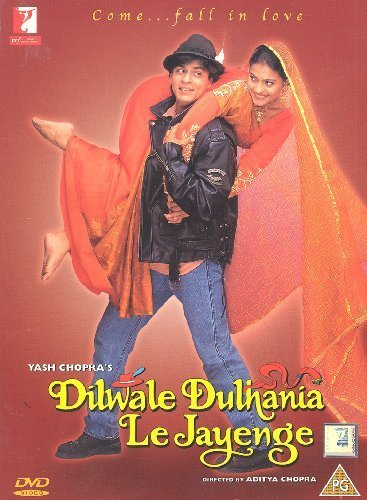 Dilwale Dulhania Le Jayenge (1995) Movie Poster