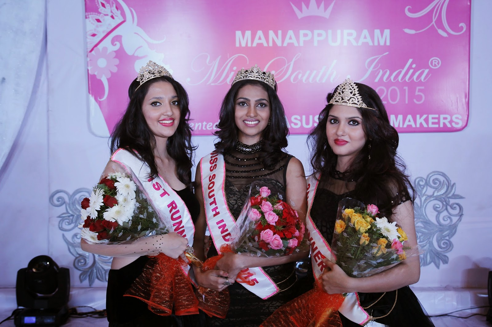 Miss South India Winners Miss South India 2015 ms