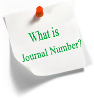 Journal Number of sbi