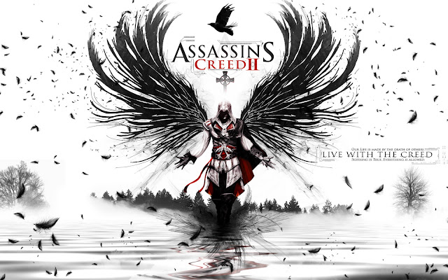 assassin creed 2 ubisoft action game