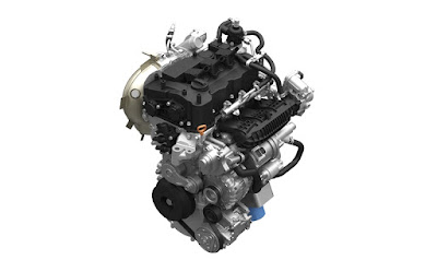 Νέοι κινητήρες VTEC TURBO για την επόμενη γενιά 2017 Honda Civic