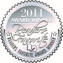 2011 Reader&#39;s Favorite Silver- Realistic Fiction