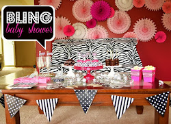 Bling Baby Shower